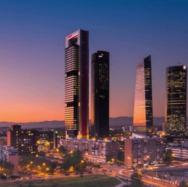 ciudad, smart mobility